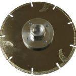 Круг алмазный отрезной по мрамору 100, 125, 150мм, 180мм, 230мм