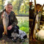Охота и рыбалка на базе Орельский Двор.